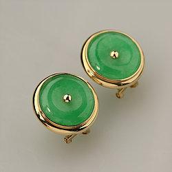 Jade Earring 57