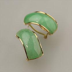 Jade Earring 31