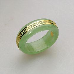 Jade Ring Green Jade Ring Jade Shop